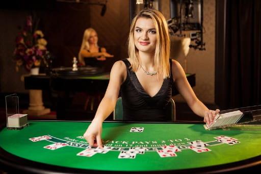 ライブカジノも充実