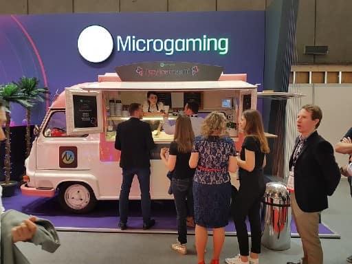 マイクロゲーミングは老舗のソフトウェア会社